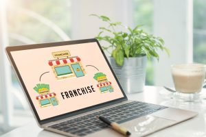food franchise visual