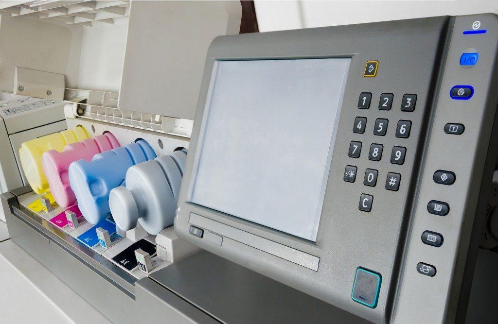 large-format printer