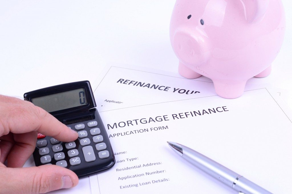 Refinancing a House Mortgage