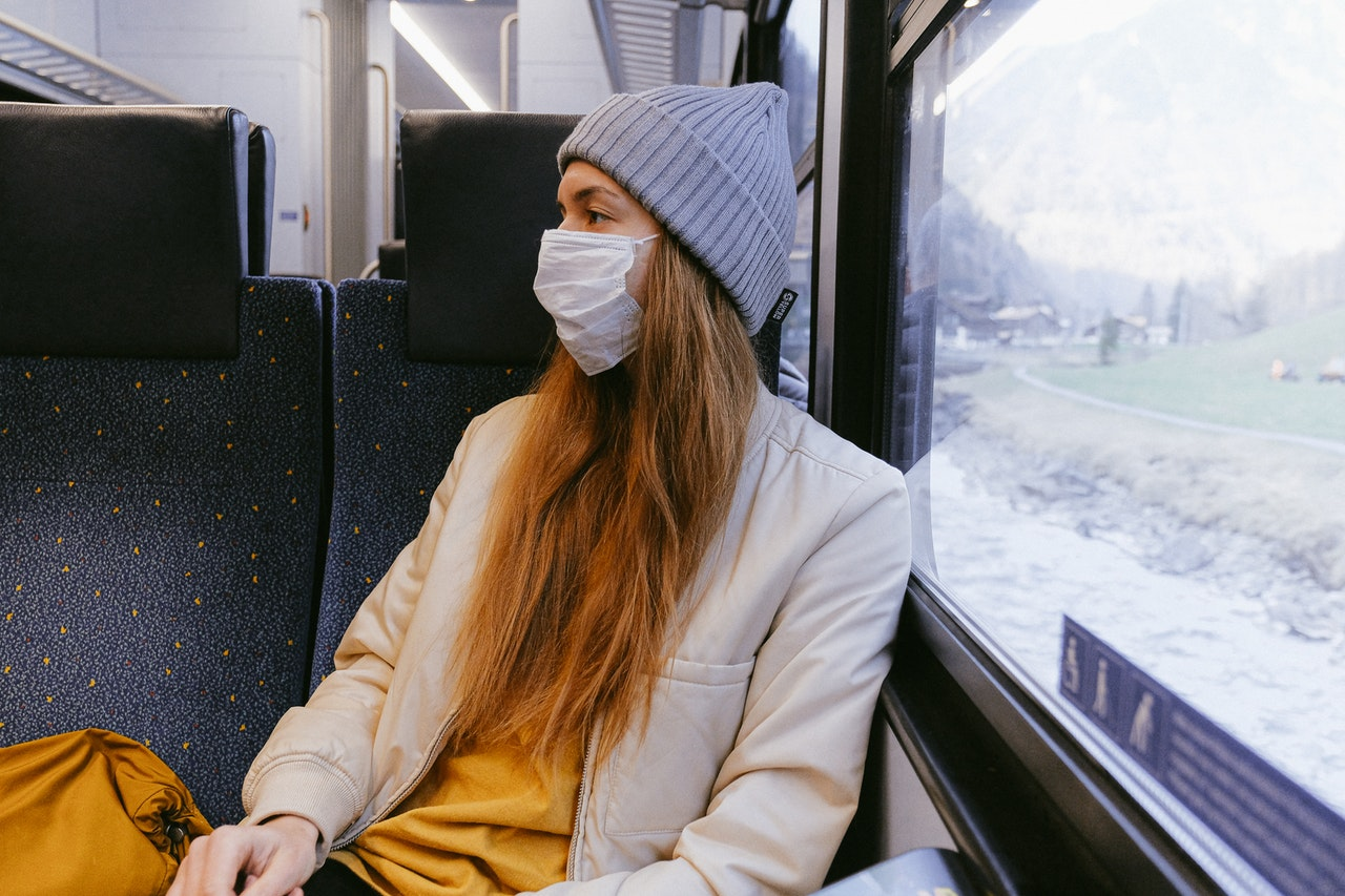 commute in pandemic
